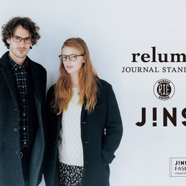 JINS - JOURNAL STANDARD relume × JINS