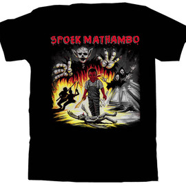 Sub Pop Records - Spoek Mathambo Shirt
