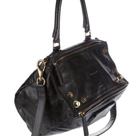 GIVENCHY - Medium Studded Pandora Messenger