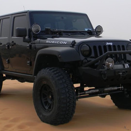 Jeep - murdered out