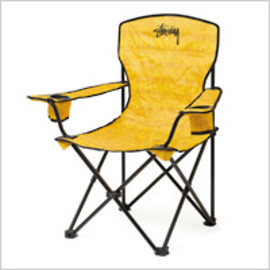 TOWER RECORDS × STUSSY × Coleman - TOWER RECORDS × STUSSY × Coleman EASY FES. CHAIR'12