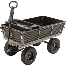 Capacity Yard Cart