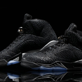 Nike - NIKE AIR JORDAN 3 LAB5 BLACK/BLACK-METALLIC SILVER が発売