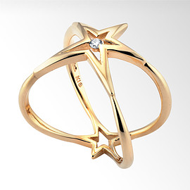 STAR JEWELRY | - STAR ORBIT RING: リング