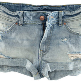 H&M - Denim shorts