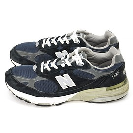 New Balance - 993 Navy Made in USA