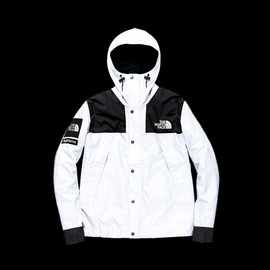The North Face®/Supreme - Reflective 3M® Mountain Parka