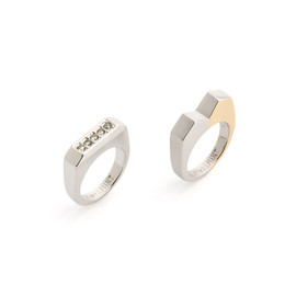 JewelMint - Tough Love Rings / pinky ring