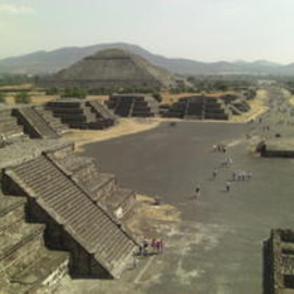 世界遺産 - Pre-Hispanic City of Teotihuacan