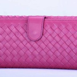 BOTTEGA VENETA - Wallet Rose