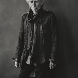 Keith Richards - godfather of rock and roll