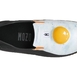 Bacon N' Egg Sharkz shoes