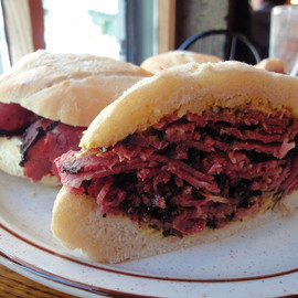 Sam La Grassa's - Boston - World's No.1 Pastrami Sandwich