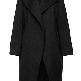 MARNI - Pre-Fall2014 Double Face Yarn Dyed Coat