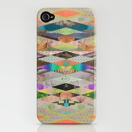 Society6 - RHOMBOID SEX iPhone Case