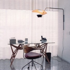Carlo Mollino - Desk and chair, c.1958