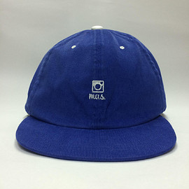 MAS. - CAMERA TALK Corduroy Cap