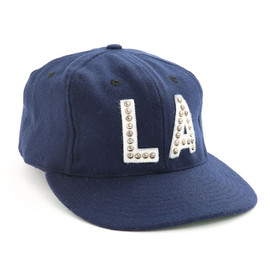 Ebbets Field Flannels - Authentic Ballcap-HTC Custumed Ballcaps Los Angeles