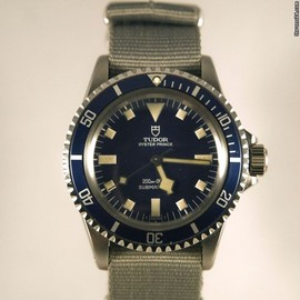 "SUBMARINER ""snow flake"""