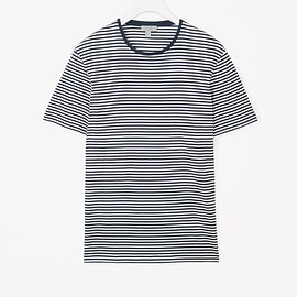 COS - Striped cotton t-shirt