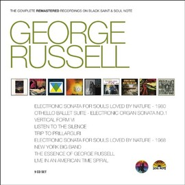 George Russell - The Complete Remastered Recordings on Black Saint & Soul Note