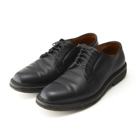 Alden - Leather Plain Toe Shoes