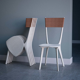 Tierney Haines Architects - Palfrey Chair