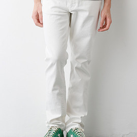 FDMTL, FUNDAMENTAL AGREEMENT LUXURY - TRACE COLOR PANTS