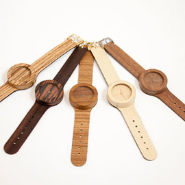 Lorenzo Buffa - Analog Wooden Watches