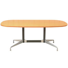 Herman Miller - Eames Segmented Base Aluminum Group Table for Herman Miller