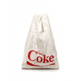 ASHISH - ENJOY COKE SHOPPING BAG!