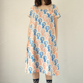 mintdesigns - PRINT DRESS(14AW)