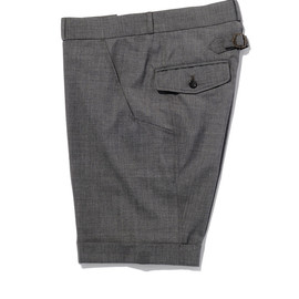 bal - WORSTED WOOL SHORT