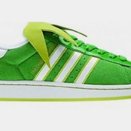 adidas - Kermit the Frog x Adidas Superstar Ⅱ