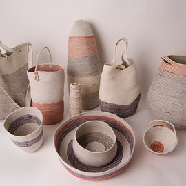 Doug Johnston - Doug Johnston's Sash Cord Vessels