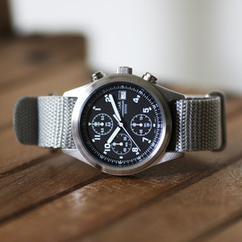 Pulsar, SEIKO - Military Chronograph Watch