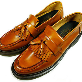Unused x Loake  - Brighton Tassle Loafer