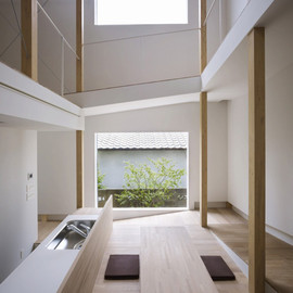 Fujiwarramuro Architects - House of Slope