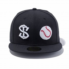 NEW ERA - 59FIFTY The Simpsons DWHAMMY ブラック
