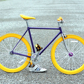 OfficineGrandi61 - Fixed Gear bicycle Hand Made