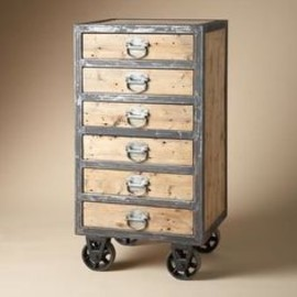 What a cool piece of furniture!