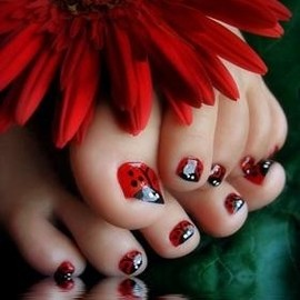 Lady Toes