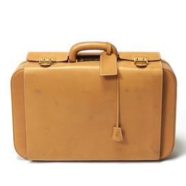 HERMES - Vintage Leather Suitcase