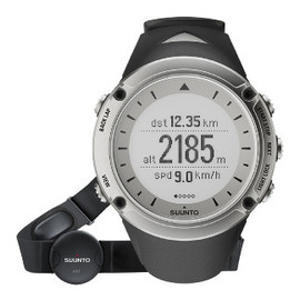 Suunto  - Ambit Silver with HR