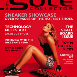 SOLE COLLECTOR - ISSUE 2