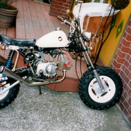 HONDA - MONKEY (CUSTOM)
