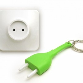 Unplug Key ring