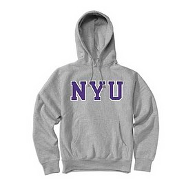 NYU - NYU Hooded Sweatshirt