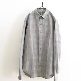 m's braque - regular collar shirt