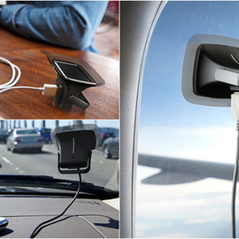 quirky - RAY | SOLAR POWERED CHARGER | Image